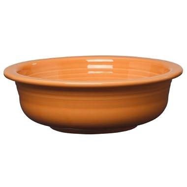 Fiesta 1-Quart Large Bowl, Tangerine