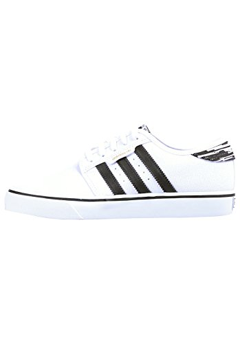 Seeley Deporte Ftwbla adidas de Blanco Zapatillas 000 Unisex Adulto Ftwbla J Negbas w4wIdAq