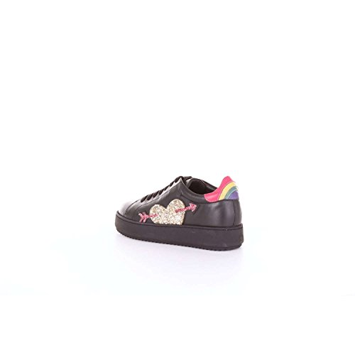 Sneakers Set Donna Nero Twin Twinset CA7PF3 q6xw71t
