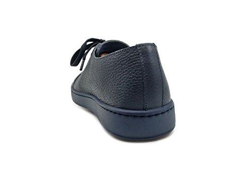 Sneaker Da Uomo Di Santoni * Blu