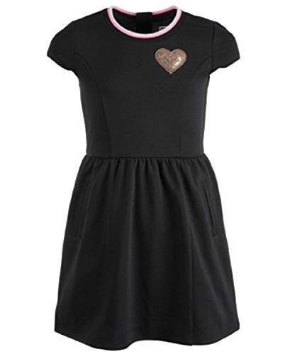 Epic Threads Big Girls Dress (Deep Black, L -