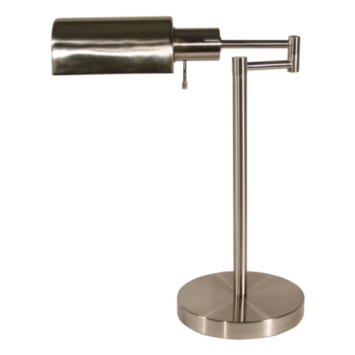 (LEDU Adjustable Full Spectrum Swing Arm Desk Lamp, 16