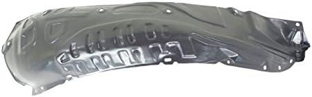 04-08 RX8 Left LH Front Bumper Fender Liner Splash Shield Liner NEW Driver Side
