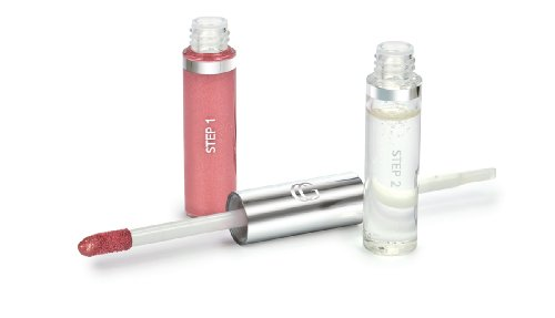 CoverGirl Outlast Double Lip Shine, Glowing 300, 0.2 Ounce Bottle ()
