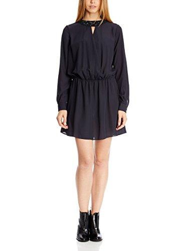 Pepe Jeans London Vestido Mabel Negro L