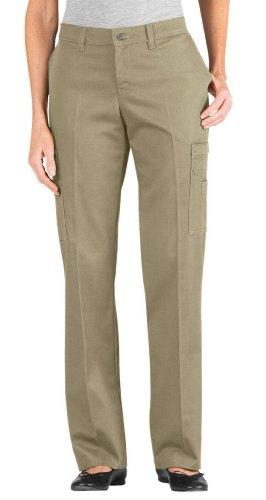 FP337 Dickies Womens Cotton Cargo