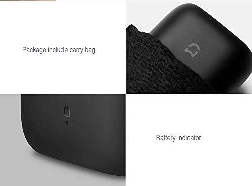 Gooplayer para Xiaomi Mijia afeitadora eléctrica 2 cabeza flotante afeitadoras portátiles de afeitar a prueba de agua USB recargable de acero para hombre: Amazon.es: Salud y cuidado personal