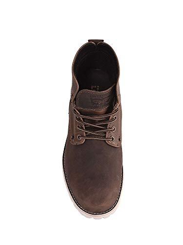 225129 Marron 00830 Levi's Sneakers Man 4d7qqA