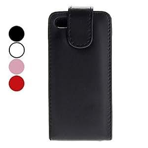 comprar Caja de cuero de la PU para el iphone 5/5s (colores surtidos) , Rosa