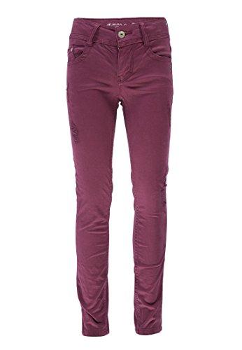 Wine Ruby Lemmi Niñas Rojo Vaqueros Hose Girls Skinny para Slim 2221 Rq41S