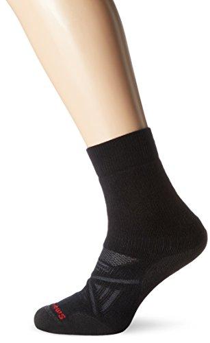 Smartwool PhD Nordic Medium Socks (Black) Large (Snowboard Womens Phd Light)