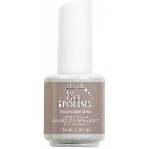 IBD Just Gel Polish LED/UV Gel, Dockside Diva by IBD