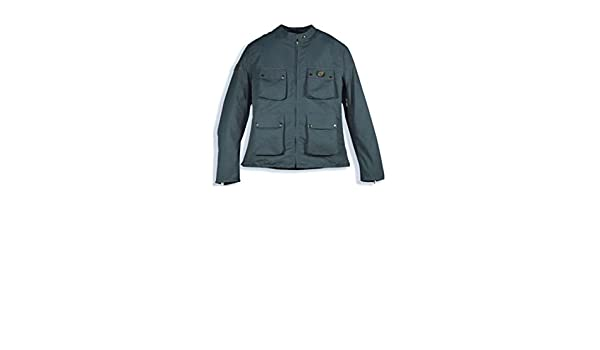 CHAQUETA GARIBALDI LONDON MUJER VERDOSO (44, GRIS): Amazon ...