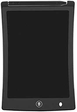 LKJASDHL 8.5インチLCDタブレットLcdライト電子タブレット子供のスマート小さな黒板ラフ手描きプレートブギーボード (色 : 黒)