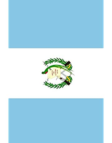 Guatemala Flag Journal: Amazing Travel Diary for Guatemala Travellers OR for proud guatemala Patriots -