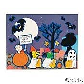 Peanuts Halloween Sticker