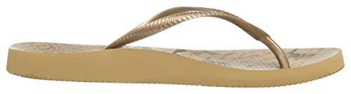 Flop Bronze Orchid Noosa Women's Snake Flip Beach Vionic XBw8YIxqAX