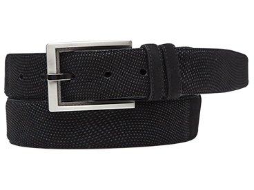 Mezlan Men's 9334 Belt Black 42