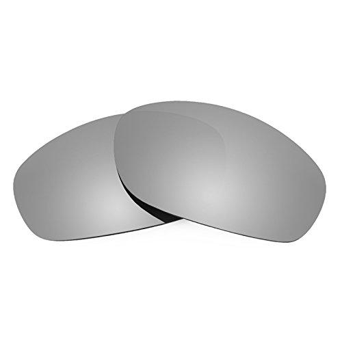 Verres de rechange pour Costa Hammerhead — Plusieurs options Titanium MirrorShield® - Polarisés