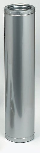 Coal Chimney Liner (6'' x 36'' SuperPro Class-A Chimney Pipe)