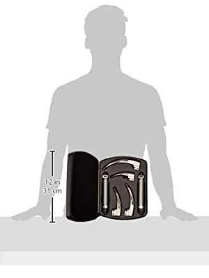 Welch Allyn 69097 E-MacIntosh Standard Laryngoscope Set, # 1, 2, 3 and 4