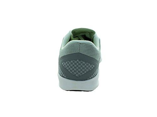 Nike Womens Lunar Lux Tr Scarpa Da Allenamento Bianco / Grigio Scuro / Grigio Lupo / Volt