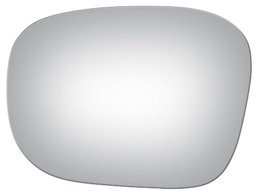 Flat Driver Left Side Replacement Mirror Glass for 1997-2003 Infiniti Qx4