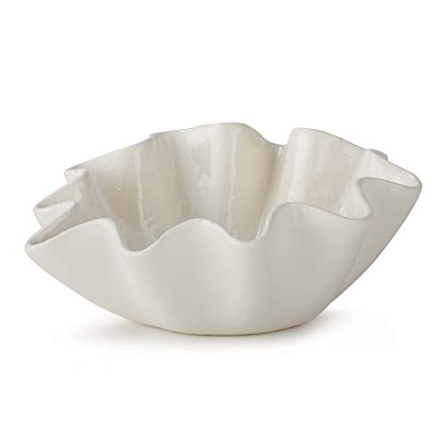 Regina Andrew Ruffle Ceramic Large 5-1/2