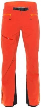 Ternua Men S Ascent Gtx Pro Pant Men S Orange Red Amazon Co Uk Clothing