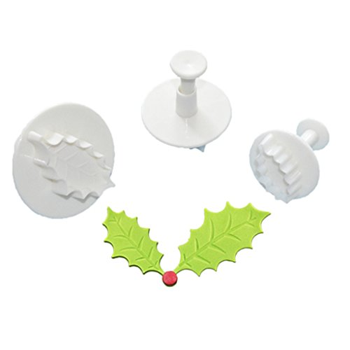 FOUR C Cupcake Cutters Fondant Decorations product image