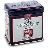 Champion Earl Grey Metal Ambalaj 100 GR (Bergamot - Tomurcuk Çayı)