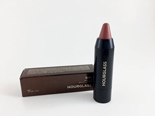Hourglass GIRL Lip Stylo Peacemaker (peachy nude) Half Size .05 - Glasses Nude Girl