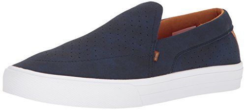Globe Men's Castro LYT Skateboarding Shoe Blue/White 9 M US