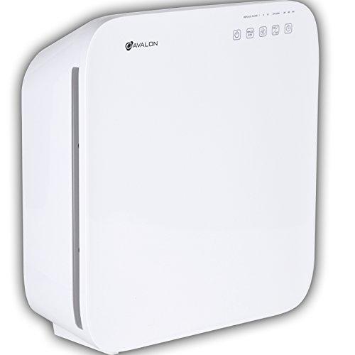 Avalon HEPA Air Purifier - 3 in 1 True HEPA Filter, Three Qu