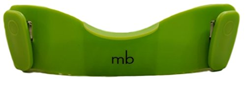 Official Mac Belk Clip-on Silicone Strainer (Green) by Mac Belk (Image #4)