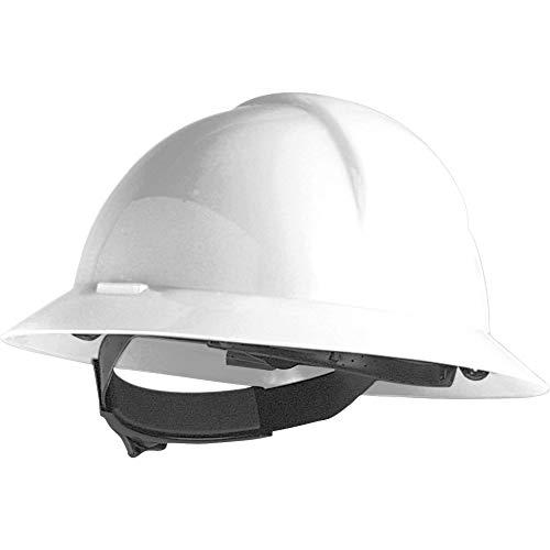North Hard Hat Full Brim Side Impact