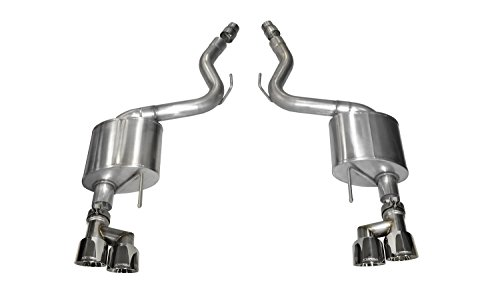 Corsa Performance 14334 Sport Axle-Back Exhaust System (Back Exhaust Sports Axle System)