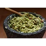 """TLP Molcajete authentic Handmade Mexican Mortar and Pestle 8.5"""" 10 It is a handmade product, made from lava rock. The product by nature will be porous. We have listed a preparation guide on the listed item. Those steps wil"""