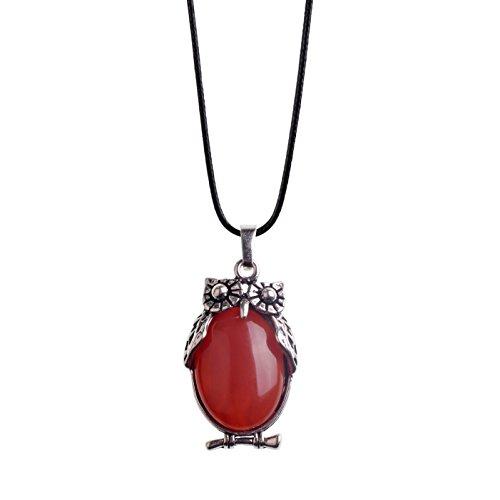 Quartz Ruby Necklace - 2