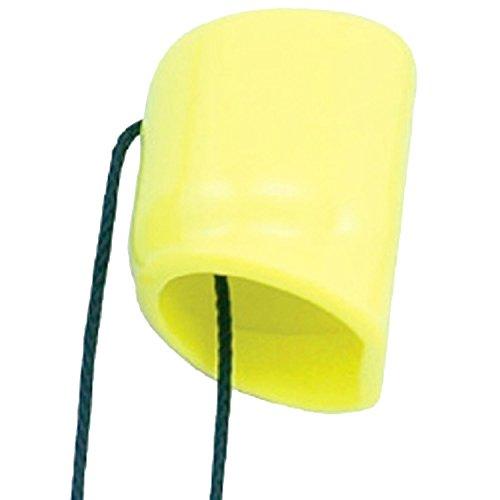 Valve Caps - Tank Valve Caps Yellow
