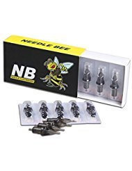 Price comparison product image NeedleBee Tattoo Needle Cartridges for Hawk Machine and Pen 20 Pieces of Box (9M1)