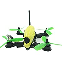 Lieber 5.8G 4 A-xis Professional Radio Controlled UAV Drone Quadcopter HAWK180 with SP Racing F3 Flight Control & HD Camera --Yellow