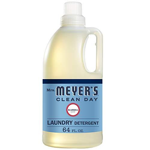 Mrs. Meyer's Laundry Detergent, Bluebell, 64 fl oz