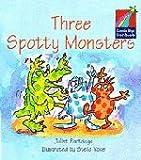 Three Spotty Monsters ELT Edition, Juliet Partridge, 0521006899