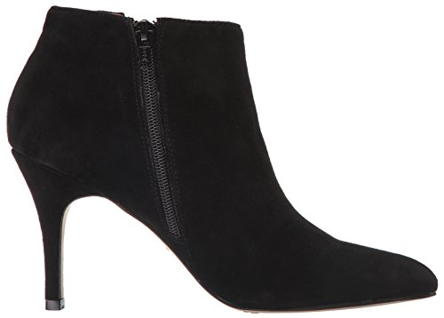 Suede Ankle Roster Women's Bootie Black Como Corso PYSUqfwx