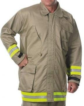 Lakeland Fire Extrication Coat by ARROW (Image #2)