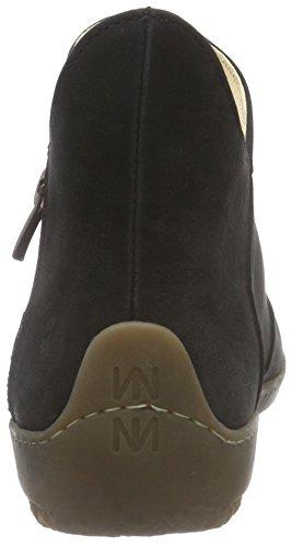El Naturalista Womens Bee ND81 Boot Black 7YOkrZEpp
