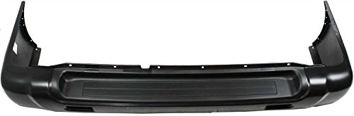 OE Replacement Nissan/Datsun Pathfinder Rear Bumper Cover (Partslink