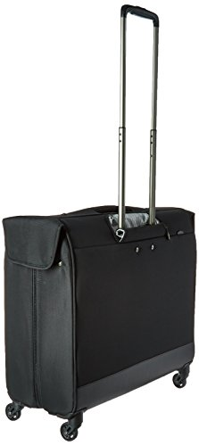 Delsey Luggage Chatillon Spinner Trolley Garment Bag, Black by DELSEY Paris (Image #1)
