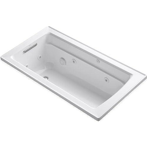 with fh bathtubs heater in kohler p tubs k ft white tub whirlpool the corner
